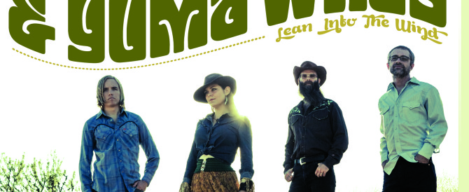 Miss Shevaughn & Yuma Wray: Lean Into the Wind