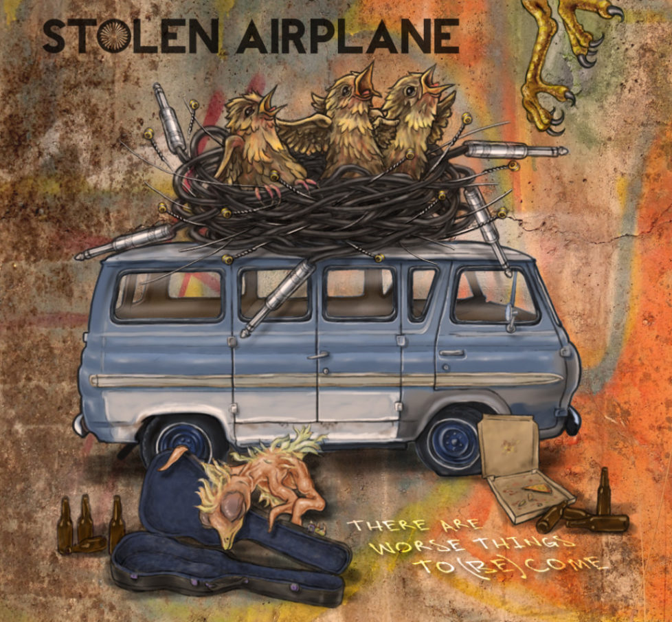 Product Tag: Stolen Airplane